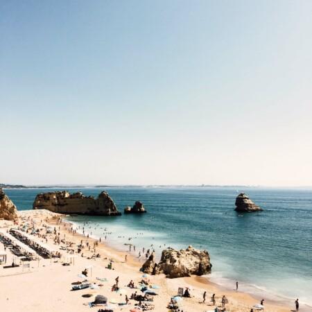 algarve real esate in portugal - beaches